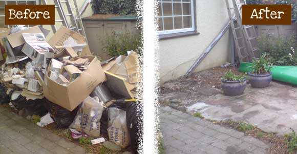 Rubbish And Waste Removals Mid Cornwall Area